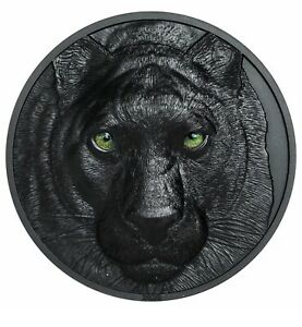 2020 Palau BLACK PANTHER Hunters by Night 2 oz Silver BOX/COA 1st Coin IN STOCK