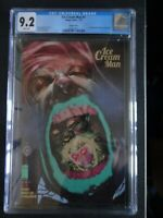 CGC Comic graded 9.2 Ice Cream Man 1st app   #1 cover B Key Variant