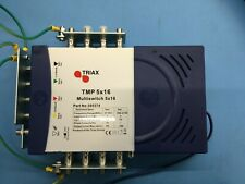 TRIAX - TMP 5x16 Multiswitch LTE [SKU02667]