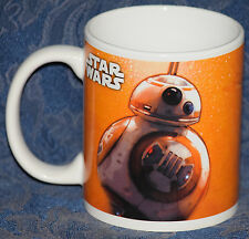 "Lucasfilm GALERIE Star Wars ROBOT ""BB-8, C3PO, R2-D2"" Tea Coffee Mug/Cup"