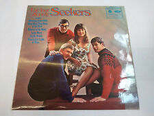 "The Seekers ‎– The Four & Only Seekers (MFP 1301) 12"" Vinyl LP MFP 1969 VG+/Ex"