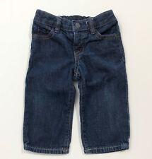BABY GAP Boys First Original 1969 Jeans Size 6-12 Months EUC
