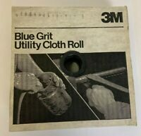 3M 1 x 50yds P240 GRIT 304D UTILITY CLOTH ROLL