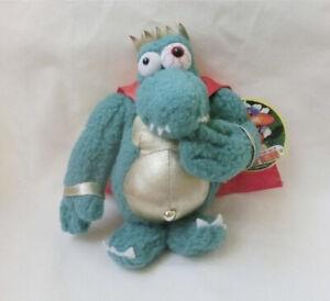 King K Rool Donkey Kong Country Plush Doll Toy Yujin TAG Voice Box Works