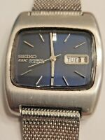 VINTAGE SEIKO 17 JEWELS AUTOMATIC WATCH DX MODEL 6106-5419