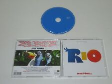 RIO / Soundtrack/ JOHN POWELL (Varese Sarabande vsd-7084) Cd Álbum