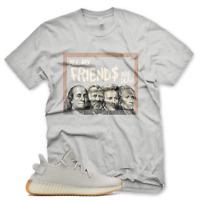 New DEAD PRESIDENTS T Shirt for Adidas Yeezy 350 v2 Sesame Butter Mauve