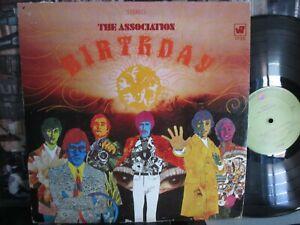Association Lp Birthday Nr Mint Disc W7