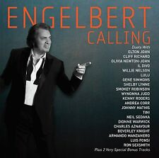 ENGELBERT HUMPERDINCK ENGELBERT CALLING 2 CD NEW