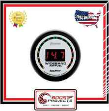 AutoMeter Phantom II Digital Gauge Wideband Air Fuel Ratio 10:1-17:1 AFR