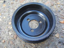 VW GOLF LUPO PASSAT POLO GENUINE POWER STEERING PUMP PULLEY - 030 145 269 A