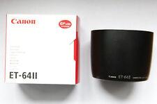 Canon ET-64II Paraluce per 75 a 300 mm lenti ottime condizioni. originale Canon