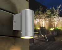4w LED Stainless Steel Single Outdoor / Indoor Wall Light Garden Wall Light LED