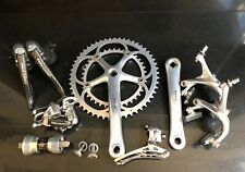 Campagnolo Record 10 Speed Groupset Carbon Chorus Campy Group Set 172.5 53/39