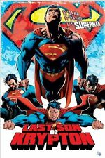 Superman poster Last son of Krypton