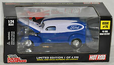 Racing Champions Hot Rod 1940 Ford Sedan Delivery NIB Limted Edition Numbered