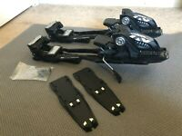 Marker Baron AT Touring Ski Binding 110mm Brake Large Good Condition