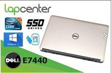 Ultrabook Dell e7440  Core i7 max 3.3Ghz 4GB Webcam Full HD  Aluminiumgehäuse