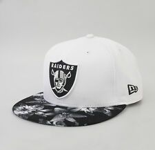 NEW ERA NFL 9FIFTY CAP OAKLAND RAIDERS FLORAL S/M MÜTZE KAPPE SNAPBACK RAR SALE