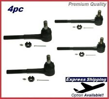 Premium Tie Rod End SET Outer For CHEVROLET GMC Kit ES409LT ES409RT