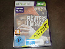 Fighters Uncaged (Microsoft Xbox 360, 2010) - US Version