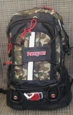 Pucci P-Line Fishing Hiking Tactical Camo Safety Light Bag Backpack 18x14x4