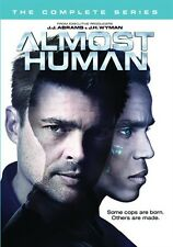 ALMOST HUMAN THE COMPLETE SERIES New Sealed 3 DVD Set