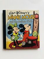 1948 Walt Disney's Minnie Mouse and the Antique Chair Children's Book