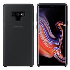 Samsung Silicone Cover EF-PN960TBEG para Galaxy Note 9 N960F Funda Negro