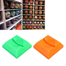 2 pcs Ball Stands Square Plastic Kicking Tee Display Holder Support for Football