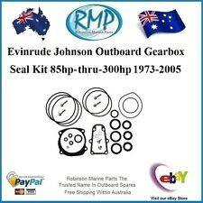 Evinrude Johnson Outboards Gearbox Seal Kit V4 V6 & V8 After 1973 # 396354