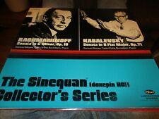 1971 SINEQUAN Collector's Series Rachmaninoff & Kabalevsky G/F LP RCA