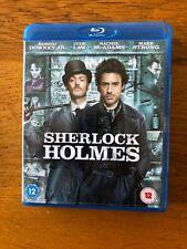 Sherlock Holmes (Blu-ray, 2010, 2-Disc Set)