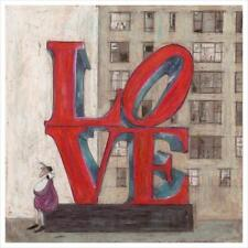 Sam Toft, It's All We Need (Love) - Signed Mounted Limited Edition Romance Print