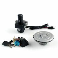 Ignition Switch Lock&Fuel Gas Cap Key Set For Honda VTR250 VTR1000 VTR1000 FW A0