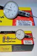 Indicador de prueba de Marcado Métrico Dasqua con el doble de la gama! 52211115 Calibre Dial