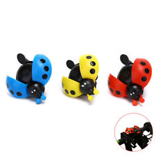 Bicycle Bell Horn Cartoon Ladybird Bell Bicycle Accessories ForChidlrenBicP_es