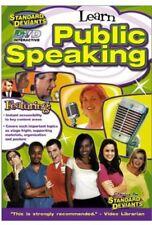 Public Speaking [New DVD]