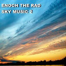 ENOCH THE RAD Sky Music 2  Q4 QUADRAPHONIC QUAD Reel Tape unusual
