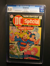DC Special  #3   CGC 8.5  (6/69)  WHITE Pages!  Silver Age!  Neal Adams Cover!
