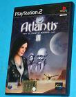 Atlantis 3 III - Sony Playstation 2 PS2 - PAL