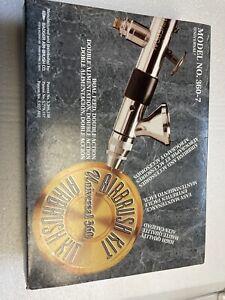 Badger Air-Brush Co. 360-7 Universal Airbrush Complete Set