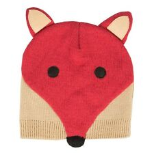 New Fox Beanie Hat Man Woman Sass & Belle Winter