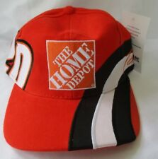 4c0fb9ffb503e THE HOME DEPOT TONY STEWART  20 JOE GIBBS CHASE NASCAR ADJUSTABLE CAP HAT -  NWT