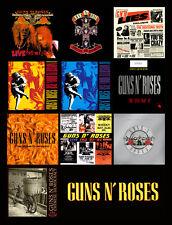 """GUNS N' ROSES album discography magnet (4.5"""" x 3.5) metallica pantera hollywood"""