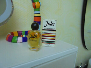 Parfüm Miniatur Jules von Christian Dior 10ml Lotion après Rasage