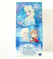Disney Frozen Ana Elsa 3D Lenticular 2 Puzzle Pack