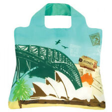 Envirosax Foldable Reusable Shopping Bag Oxford Grocery Tote Travel 2 Sydney