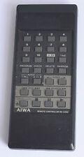 Original AIWA RC-C002 Fernbedienung