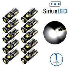 SiriusLED Extremely Bright 3030 Chipset LED Bulbs for Car Interior Dome Map Door